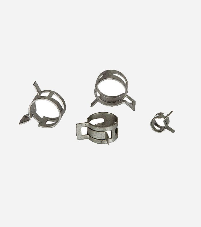 Spring Type Hose Clamps